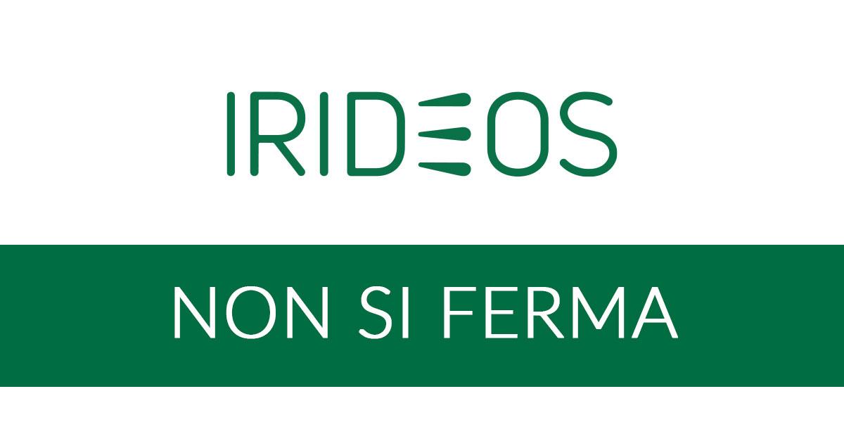 IRIDEOS keeps going