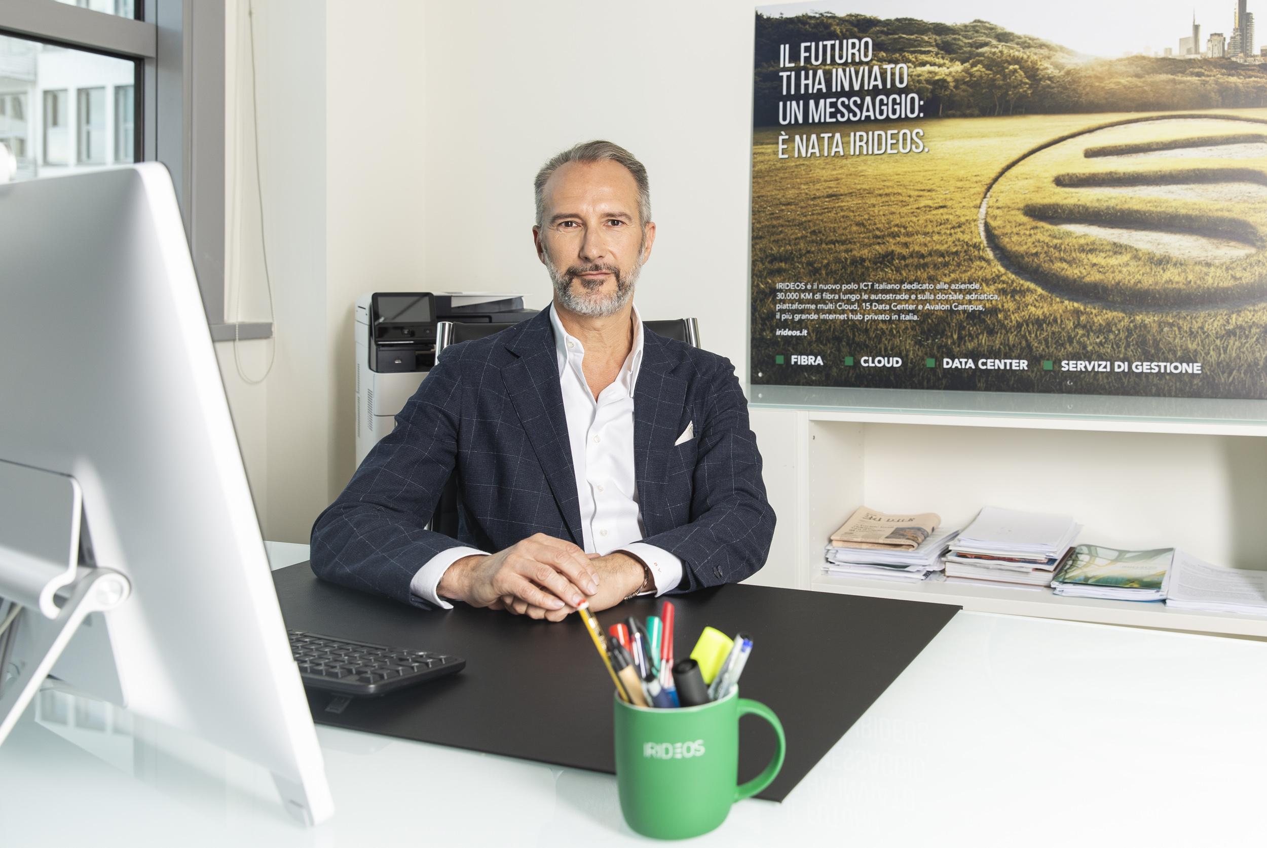 """Milano Finanza: """"IRIDEOS punta a 260 milioni di fatturato al 2024"""""""