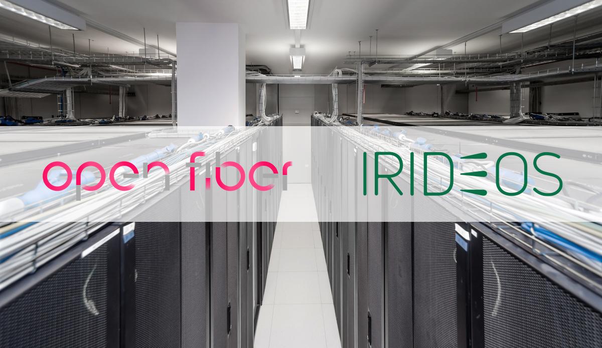 Open Fiber entra nell'Avalon Campus di IRIDEOS