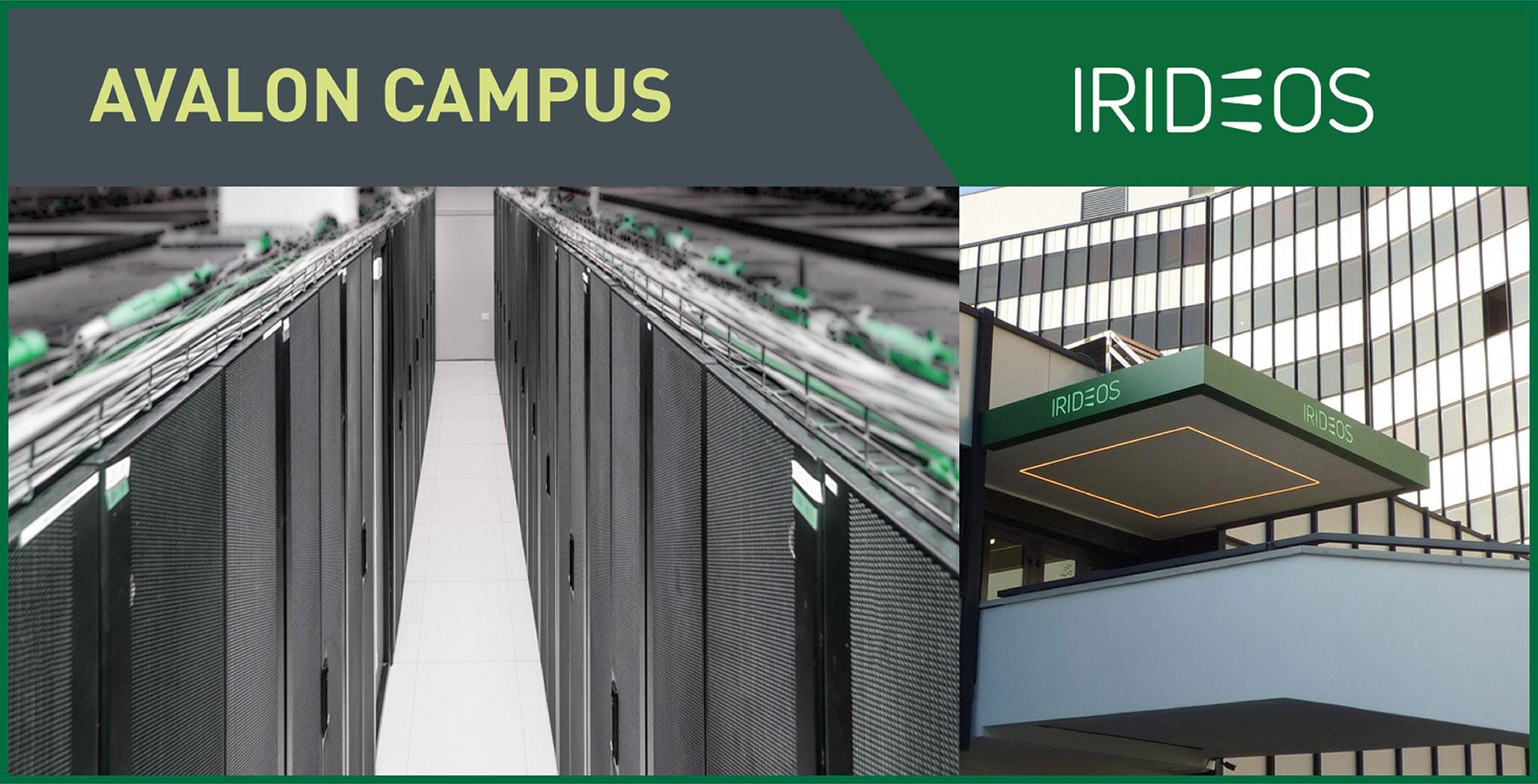 Office Automation – IRIDEOS Avalon Campus, il centro di Internet in Italia