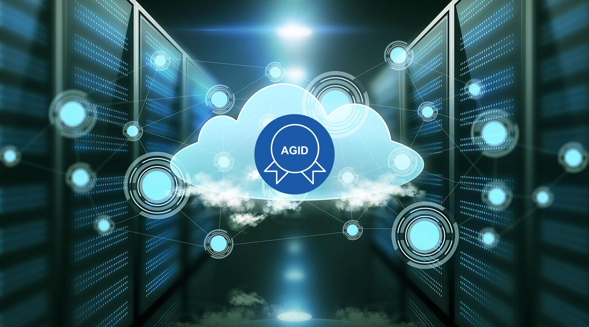 S.Cloud di IRIDEOS nel Cloud Marketplace di AgID