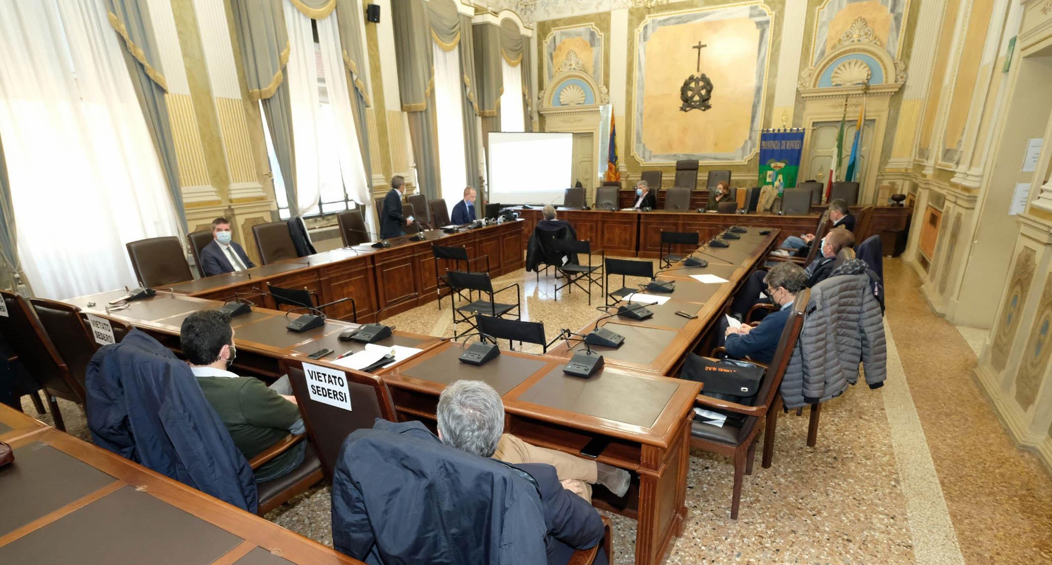 Polesine TLC e IRIDEOS presentano la Rete Wireless Polesana di ultima generazione ai Comuni della Provincia di Rovigo